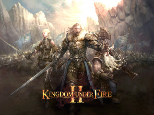 обоя kingdom, under, fire, ii, видео, игры
