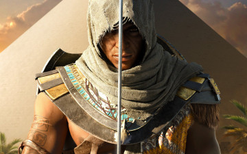 Картинка видео+игры assassin`s+creed +origins origins assassin's creed action шутер
