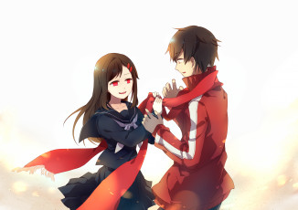 Картинка аниме kagerou+project kagerou project