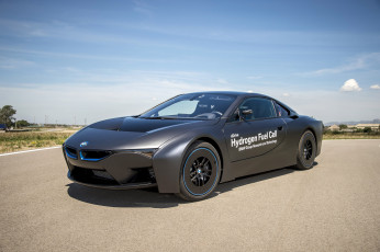 Картинка bmw+i8+hydrogen+fuel+cell+prototype+2015 автомобили bmw 2015 hydrogen i8 prototype fuel cell