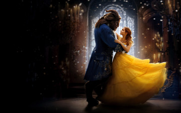 обоя кино фильмы, beauty and the beast, beauty, and, the, beast