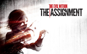 обоя the evil within,  the assignment, видео игры, - the evil within, лучи