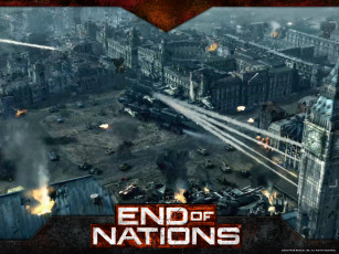 Картинка end of nations видео игры