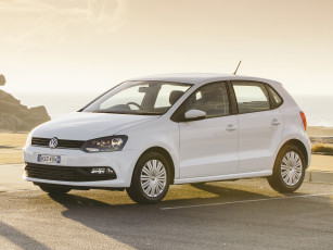 Картинка автомобили volkswagen светлый 2014г typ 6r au-spec tsi polo 5-door