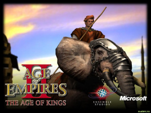 обоя age, of, empires, видео, игры, ii, the, kings