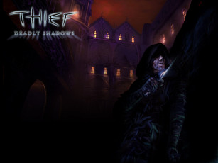 обоя thief, iii, deadly, shadows, видео, игры