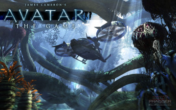 Картинка avatar the game видео игры