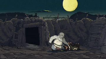 обоя valiant hearts,  the great war, видео игры, - valiant hearts, квест, war, great, the, hearts, valiant, головоломка, адвенчура
