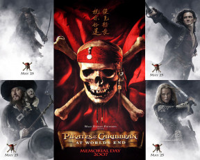 Картинка кино фильмы pirates of the caribbean at world`s end