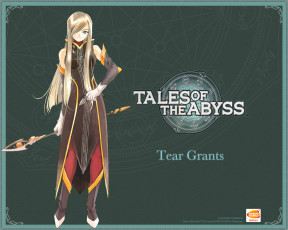 обоя tales, of, the, abyss, видео, игры