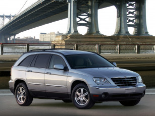 Картинка chrysler+pacifica+2006 автомобили chrysler pacifica 2006