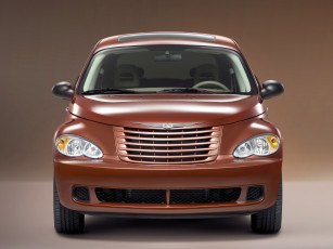 обоя chrysler street pt cruiser sunset boulevard 2008, автомобили, chrysler, pt, street, 2008, boulevard, sunset, cruiser