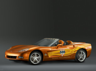обоя corvette convertible indy 500 pace car 2007, автомобили, corvette, indy, convertible, 2007, car, pace, 500