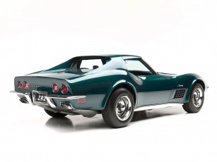 обоя corvette stingray zr-2 ls6 454, 425 hp 1971, автомобили, corvette, stingray, hp, 1971, 454-425, ls6, zr-2