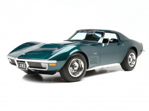 обоя corvette stingray zr-2 ls6 454, 425 hp 1971, автомобили, corvette, 1971, hp, ls6, 454-425, zr-2, stingray
