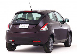 обоя chrysler ypsilon purple 2013, автомобили, chrysler, ypsilon, 2013, purple