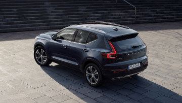 обоя volvo xc40 inscription 2019, автомобили, volvo, xc40, inscription, 2019