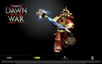 обоя warhammer, 40000, dawn, of, war, видео, игры, 40, 000, ii