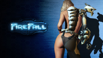 обоя firefall, видео игры, - firefall, action, игра, онлайн, шутер