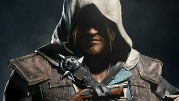 Картинка видео игры assassin`s creed iv black flag assassin s