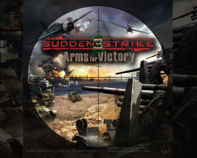 Картинка sudden strike arms for victory видео игры