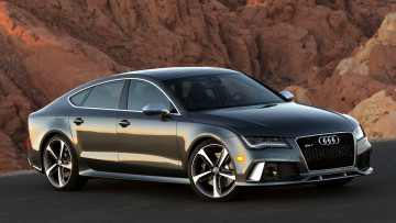 Картинка audi a7 автомобили ag концерн volkswagen group легковые германия