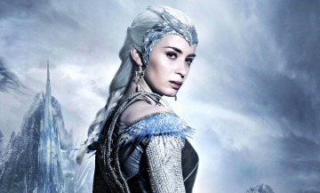 обоя the huntsman,  winter`s war, кино фильмы, the huntsman winter`s war, emily, blunt
