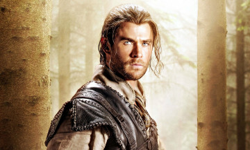 обоя the huntsman,  winter`s war, кино фильмы, the huntsman winter`s war, chris, hemsworth