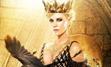 обоя the huntsman,  winter`s war, кино фильмы, the huntsman winter`s war, charlize, theron