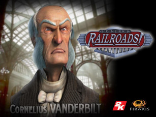 обоя railroads, видео, игры, sid, meier`s