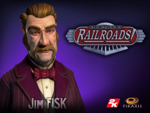 Картинка railroads видео игры sid meier`s