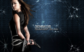обоя кино, фильмы, terminator, the, sarah, connor, chronicles