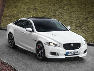 Картинка автомобили jaguar xjr uk-spec