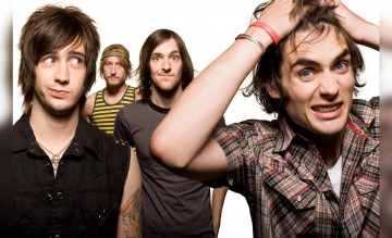 обоя the-all-american, музыка, the all-american rejects, группа