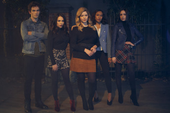 обоя кино фильмы, pretty little liars, pretty, little, liars
