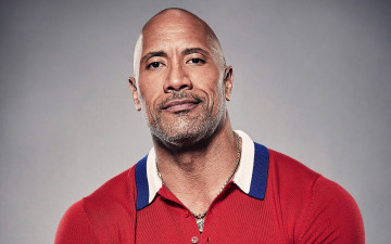 обоя мужчины, dwayne johnson , the rock, медальон
