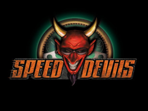 обоя видео, игры, speed, devils