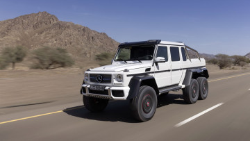 Картинка автомобили mercedes benz amg 6x6 g63 vehicles off-road mercedes-benz 2013
