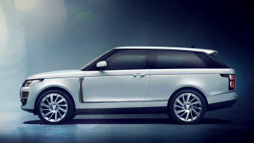 обоя land-rover sv coupe 2019, автомобили, land-rover, coupe, sv, 2019