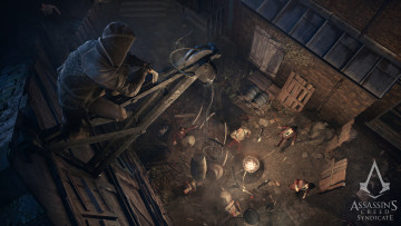 Картинка assassin's+creed+syndicate видео+игры -+assassin`s+creed +syndicate шутер action syndicate assassins creed синдикат убийцы кредо