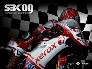 обоя superbike, world, champioship, 2009, видео, игры