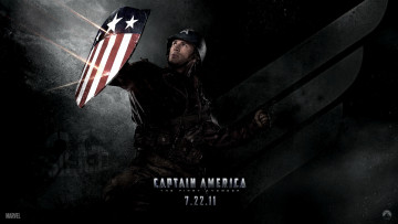 обоя кино, фильмы, captain, america, the, first, avenger