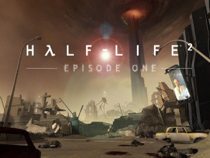 обоя видео, игры, half, life, episode, one