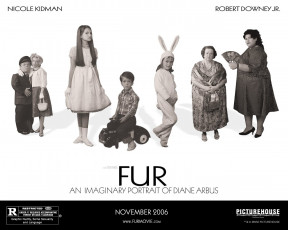 обоя fur, an, imaginary, portrait, of, diane, arbus, кино, фильмы
