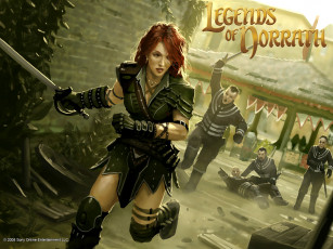 обоя legends, of, norrath, against, the, void, видео, игры