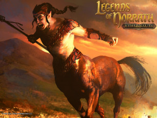обоя legends, of, norrath, ethernauts, видео, игры