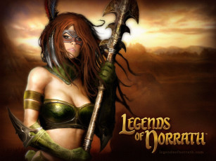 обоя legends, of, norrath, oathbound, видео, игры