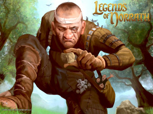 обоя legends, of, norrath, storm, break, видео, игры
