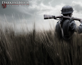 обоя darkest, hour, europe, 1944, 45, видео, игры