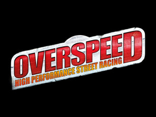 Картинка overspeed high performance street racing видео игры